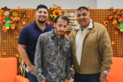 Thanksgiving at Inspired