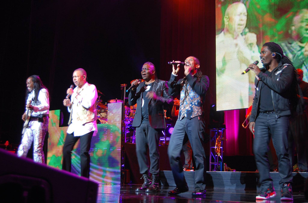 . Earth, Wind & Fire - Aug. 26