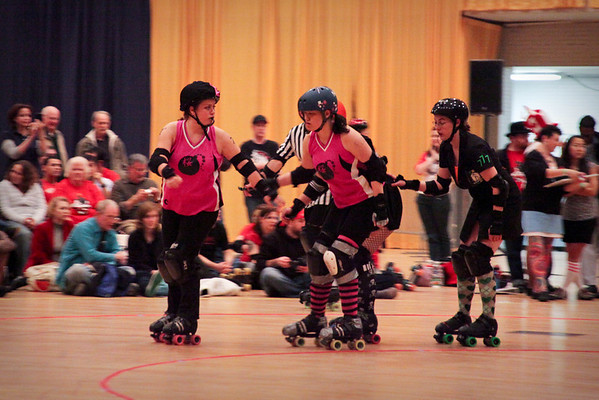 DC Roller Girls, Jan 2010