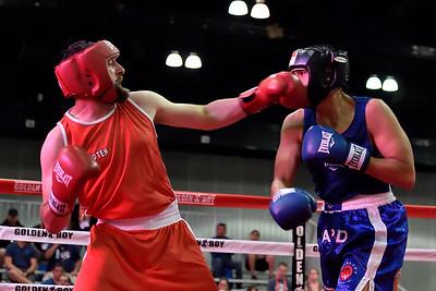 Boxing - Opening round night