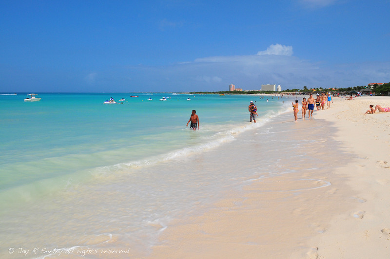 Eagle beach Aruba