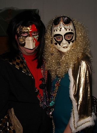 St T's Halloween 2007