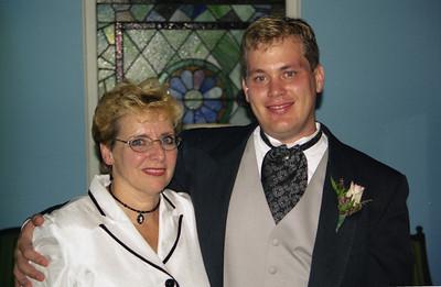Cy & Jennifer Wedding
