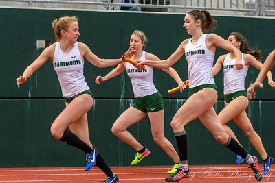 Dartmouth UMass UVM Hartford T&F