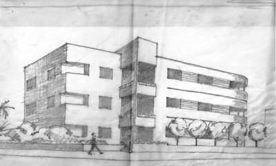 Propos House, Tel Aviv - 1932
