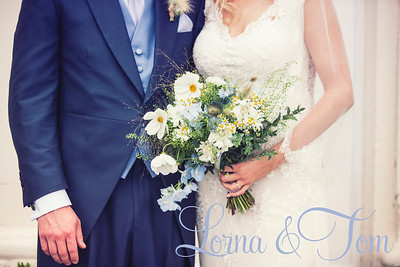 Tom and Lorna's Wedding, Leominster, Herefordshire