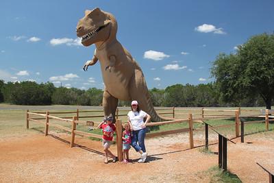 Dinosaur Park and Fossil Rim Animal Park