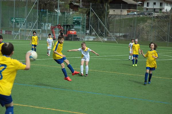 Match Bagnes 17-18