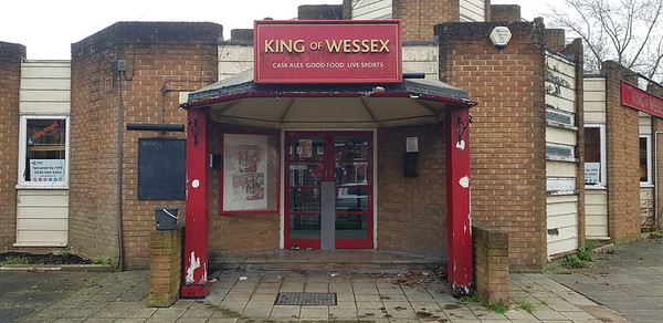 King of Wessex pub Basingstoke 2019