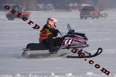 Long Lake Vintage racing 1-19-13