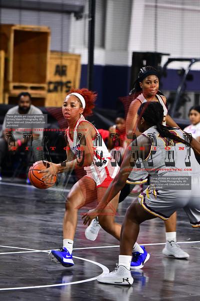 Anacostia (DC) Girls Varsity Basketball 12-13-19 | She Got Game