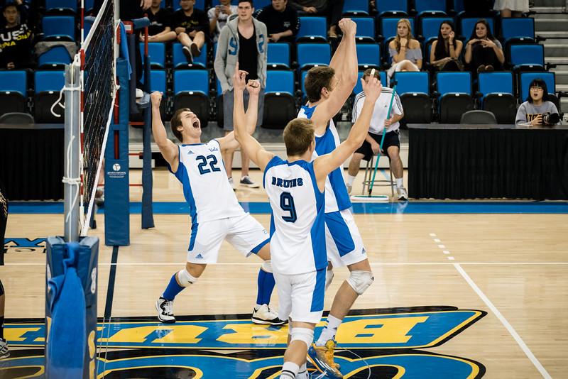 UCLA vs. Long Beach State (2015)