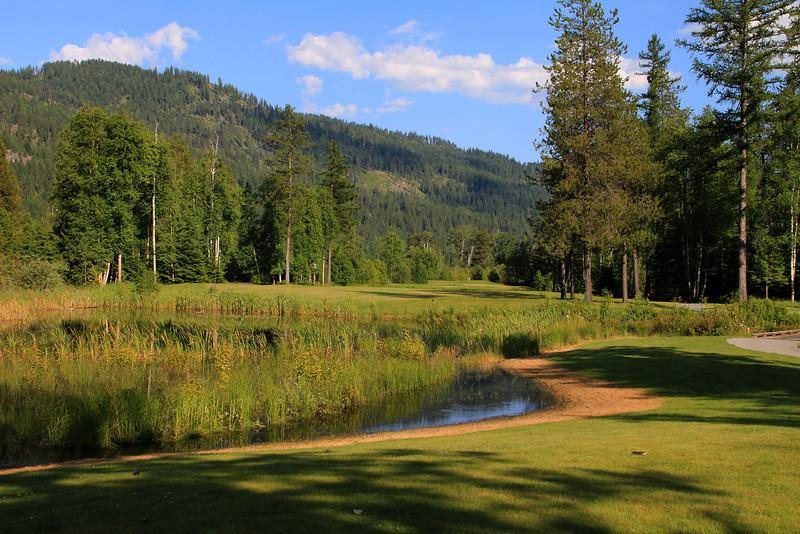 The Idaho Club, Sandpoint, ID - Hole #18