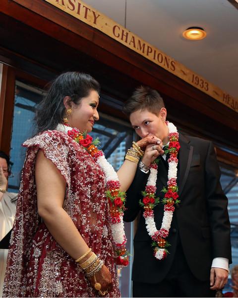 Lisa and Priyanka's Wedding 9-22-12