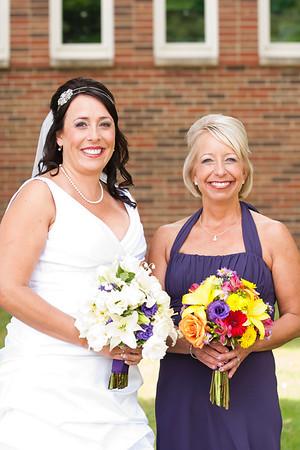 Shawn and Tonya Bride