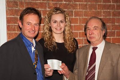Charity presentations 25 February