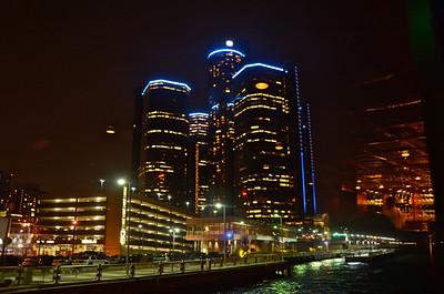 LBD Infinity Detroit River Cruise