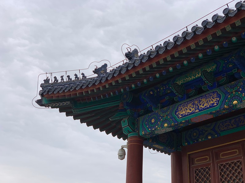 Hall of Prayer for Good Harvests (祈年殿)