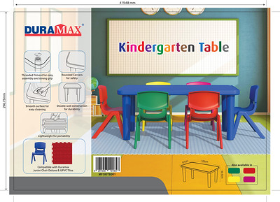 Images from folder Kindergarten Table