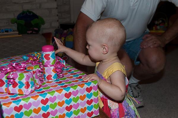 Charlotte's 1st Birthday