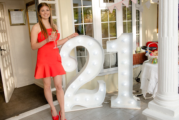 Hayley's 21st Birthday