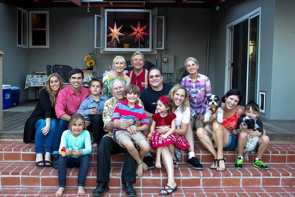 2015 Dad's B-Day / Hawaii Family Visit