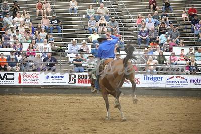 Saddle Bronc Riding Thursday Sept 27
