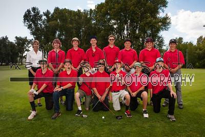 GHS Boys Golf 2014