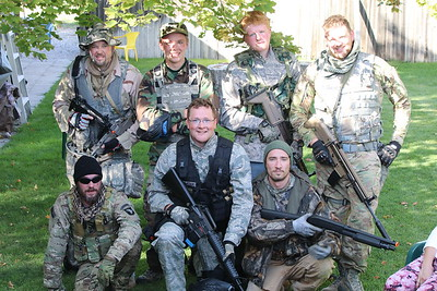Airsoft - West Point - 10/08/2016
