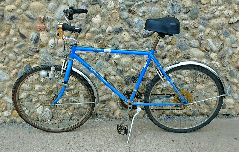 1986 Jetter Bicycle