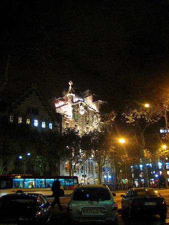 Barcelona, Spain: Isla Discordia & Casa Batllo