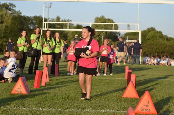 EGYF 2012 Pep Rally- Cheerleaders