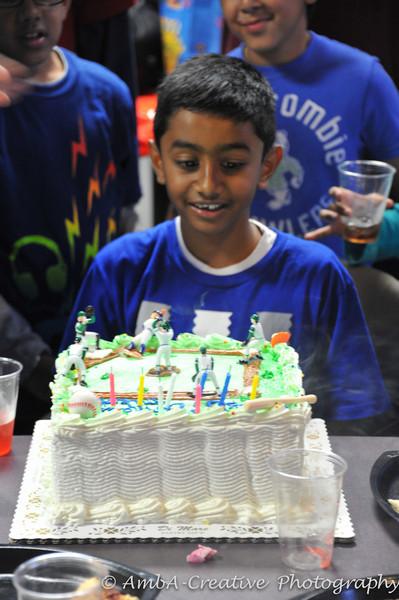 Birthday 2013 - Aniket (Arthi/Sivaram)