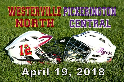 2018 Westerville North at Pickerington Central (04-19-18)