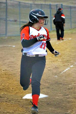 Dodgeville @ Richland Center Softball 4-5-19