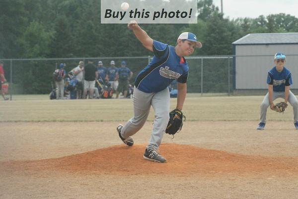 BVD Youth baseball 12U Jaguars 07-09