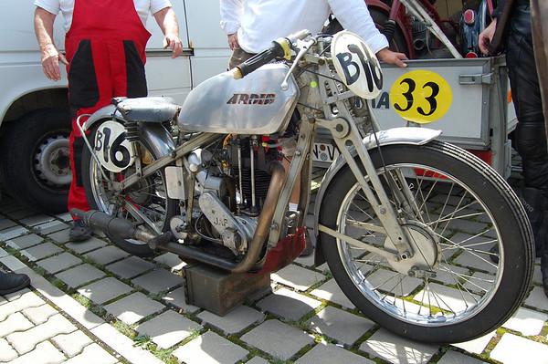 Ardie Oldtimer Motorcycle Meet 2009
