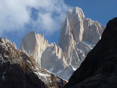 Southern Patagonian Icecap 2011