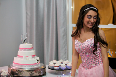 Ciarra's Sweet 16 Celebration