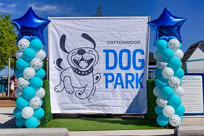Dog Park 1st Anniversary