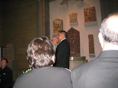 Snorlax and Sandy wedding 2003