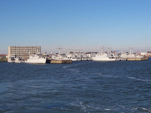 2003 Den Helder Dagje bij Marine