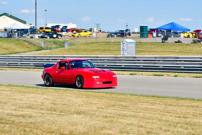 2020 SCCA TNiA July 29th Pitt Race Red Miata