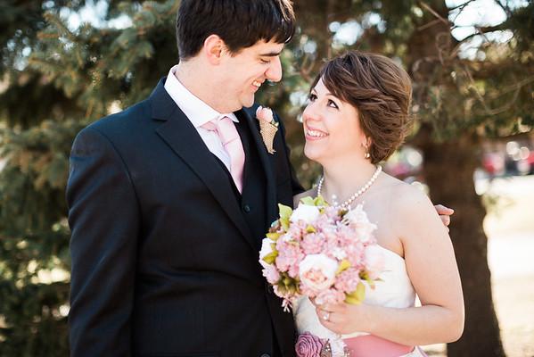 Natasha + Alex Wedding