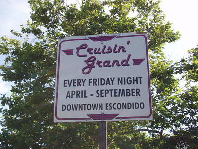 Escondido, Cal -  Friday Night Cruisers