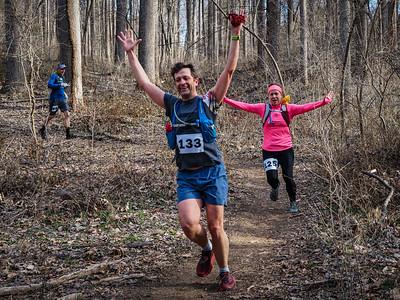 Seneca Creek Greenway Trail Marathon & 50K - B.Lemieux