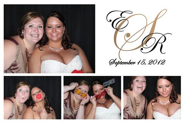 Erin & Ray September 15, 2012