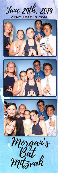 Morgan's Batmitzvah