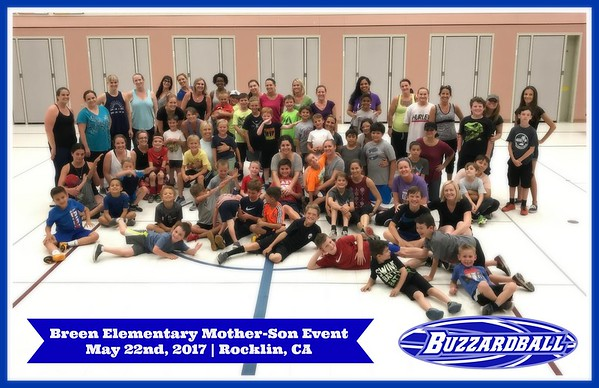 MAY 22ND, 2017 | Breen Elementary Mother-Son Event