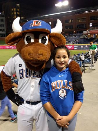 Durham Bulls (Iliana) 2017